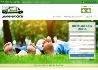 Lawn+Doctor+Of+Sussex+County Website