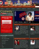 Comedy+House Website