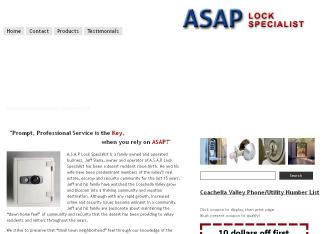 ASAP+Lock+Specialist Website