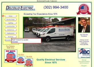 Delcollo Electric & Security