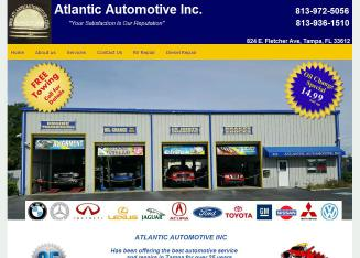 Atlantic Automotive Inc