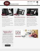 Northwest+Communications+Systems Website