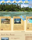 Beach+Time+Rentals Website