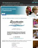 Sweetwater+Montessori+School Website