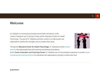 Career+Evaluation+%26+Counseling+Program Website