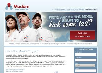 Modern Pest Services-Serving North Conway