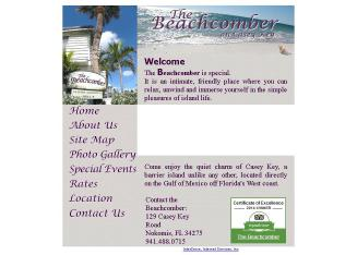 Beachcomber Website