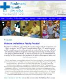 Piedmont+Family+Practice Website
