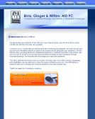 Birns+%26+Gloger Website