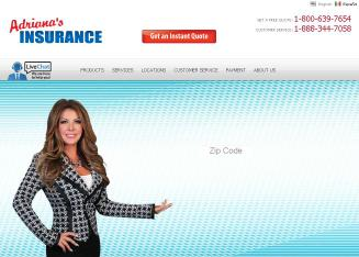 Adriana%27s+Insurance+Services+Inc. Website