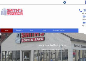 Smith%27s+Lock+%26+Safe Website
