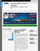 simmons rockwell ford hllstd in hallstead pa 23761. Cars Review. Best American Auto & Cars Review