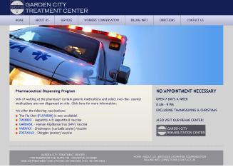 Garden City Treatment Center in Cranston RI 1150 Reservoir Ave