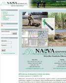 Naeva+Geophysics+INC Website