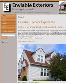 Enviable+Exteriors+LLC Website