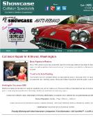 Showcase+Collision+Specialists Website