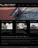 Castro+Roofing Website