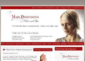 Hair Dimensions