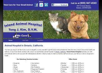 Inland Animal Hospital