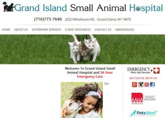 Wheatfield+Animal+Hospital Website