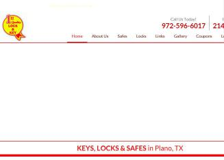 First+Quality+Lock+%26+Key Website
