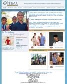 Optima+Uniforms Website