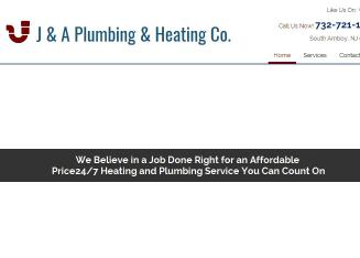 J & A Plumbing & Heating