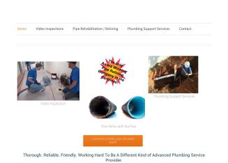 Carolina+Pipe+Repair+LLC Website