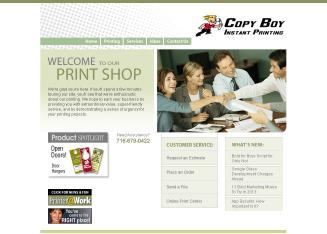 Copy Boy Instant Printing