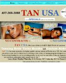 Tan+USA Website