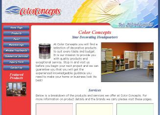 Color+Concepts+Inc Website