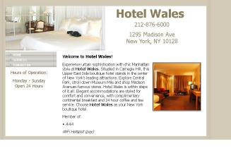 Hotel Wales