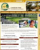 Cameron+Park+Community+Service Website
