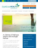 South+Coast+Medical+Group Website