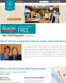Mount Vernon Carpet Center Carpet One
