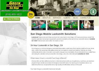 Green Locksmith Long beach