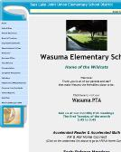 Wasuma+Elementary+School Website