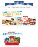 Save-A-Lot Website