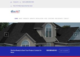 Seamless+Gutter+%26+Supply+CO Website