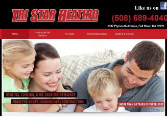 Tri+Star+Heating+Inc Website