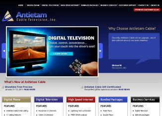 Antietam+Cable+Television Website