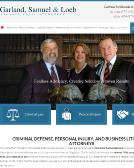 Garland+Samuel+%26+Loeb Website