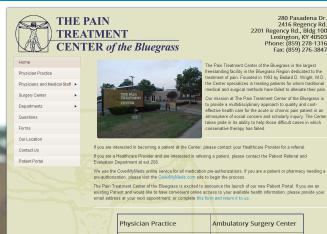 Pain Treatment Center
