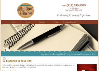 Arthur+Brown+%26+Bro%2C+Inc Website