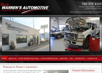 High+Sierra+Auto+%26+TRUCK+Repair Website