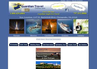 Guardian+Travel+Inc Website