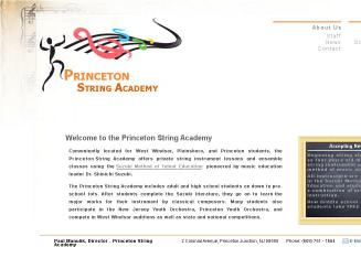 Princeton String Academy