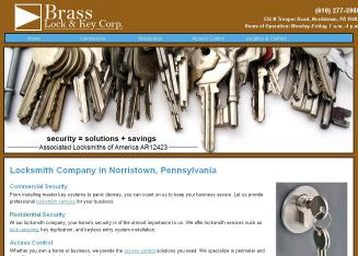 Brass Lock & Key Corp.