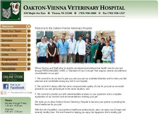 Oakton-Vienna Veterinary Hospital