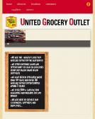 United+Grocery+Outlet Website